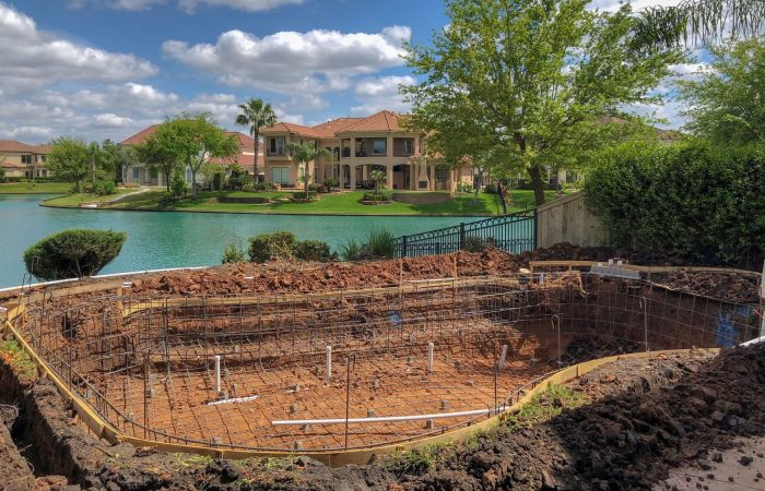 Gold Coast & Brisbane Swimming Pool excavation digging and spoils removal
