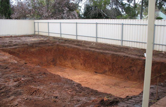 Swimming Pool Excavation Contractor Gold Coast Brisbane