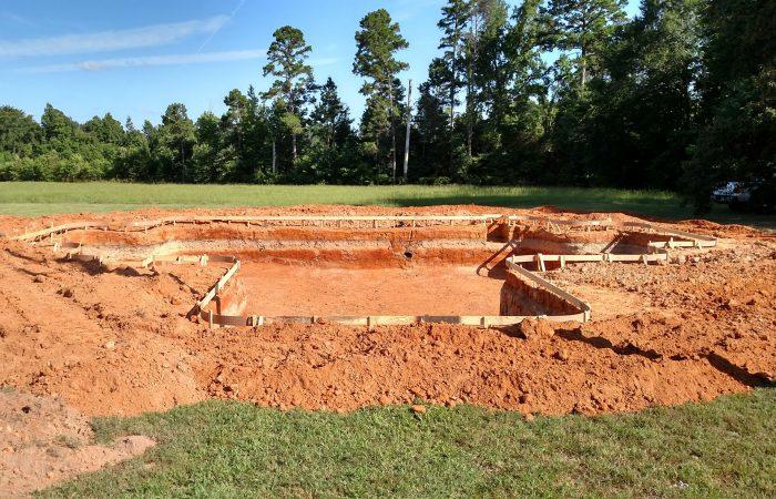 swimming pool excavation gold coast brisbane